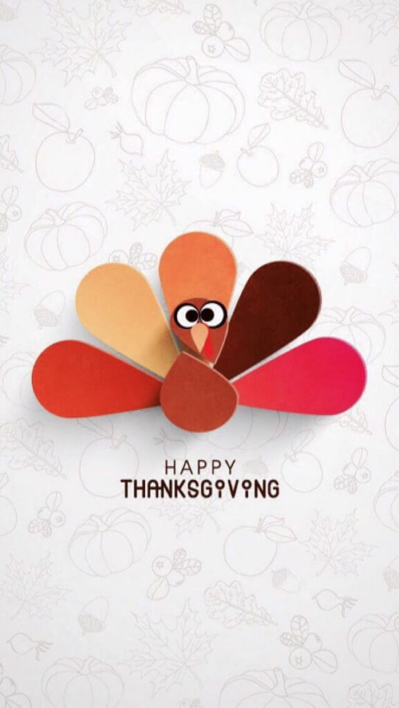 Thanksgiving Wallpapers For iPhone
