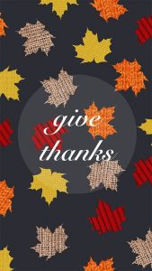 Thanksgiving iPhone 8 Wallpapers