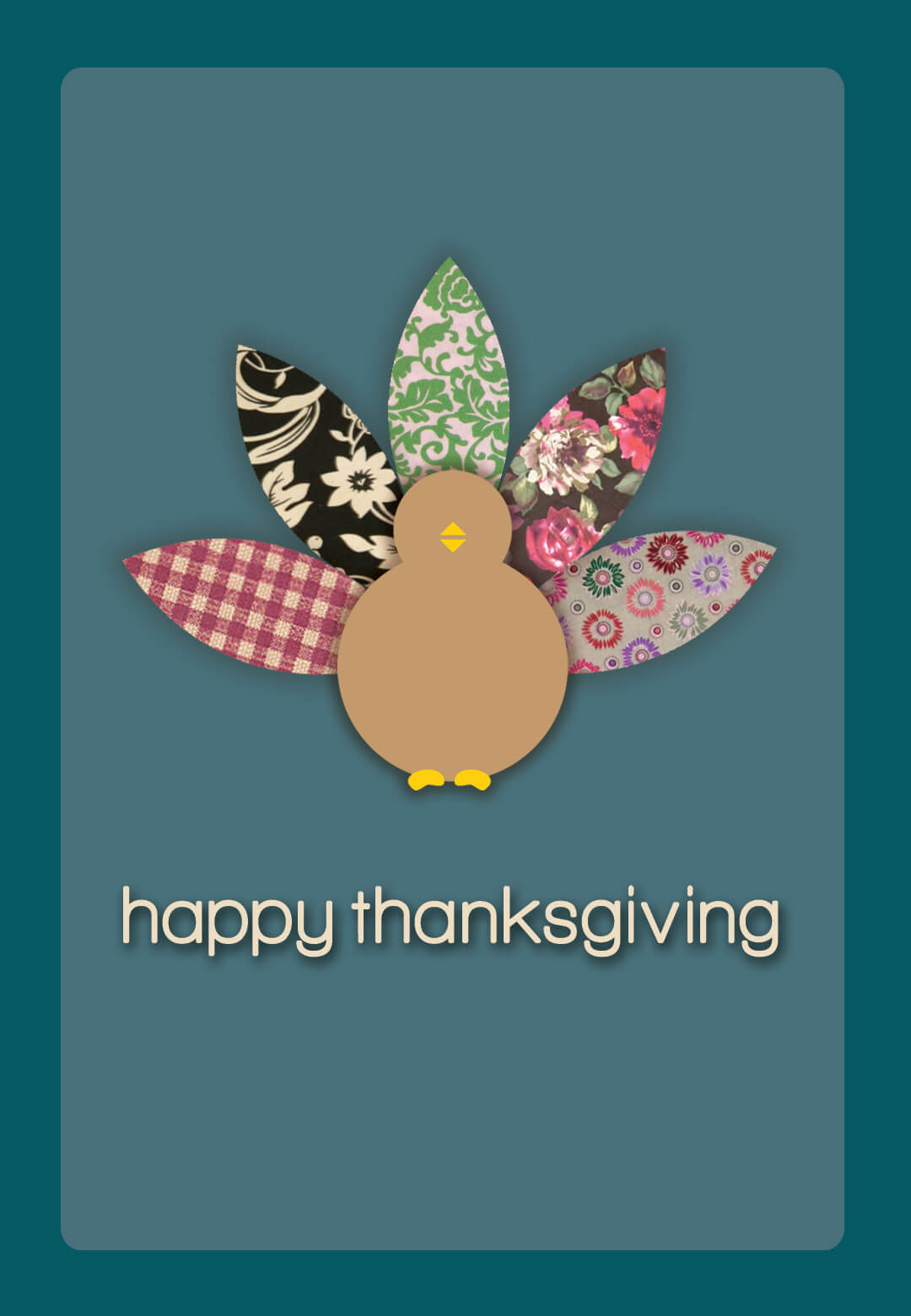 Thanksgiving 2018 Greeting Cards