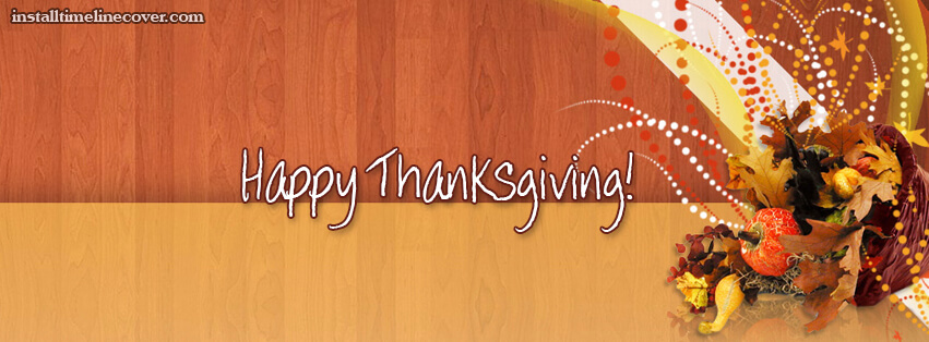 Thanksgiving Backgrounds For Facebook