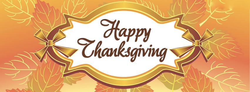 Thanksgiving Facebook Banner