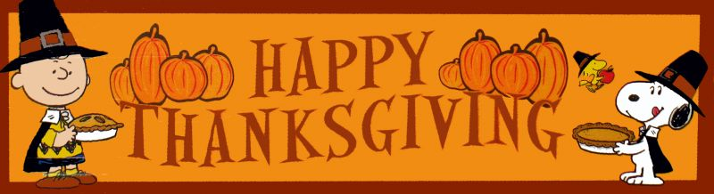 Thanksgiving Funny Banner