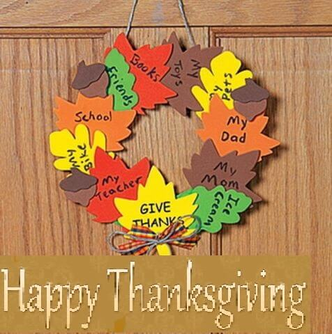 Easy Thanksgiving DIY Ideas for decoration